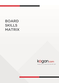 Board Skills Matrix