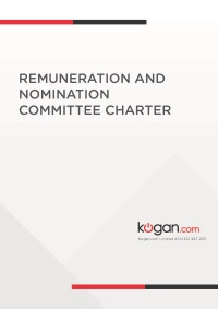 Remuneration and Nomination Committee Charter