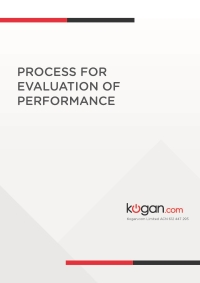 Process for Evaluation of Performance